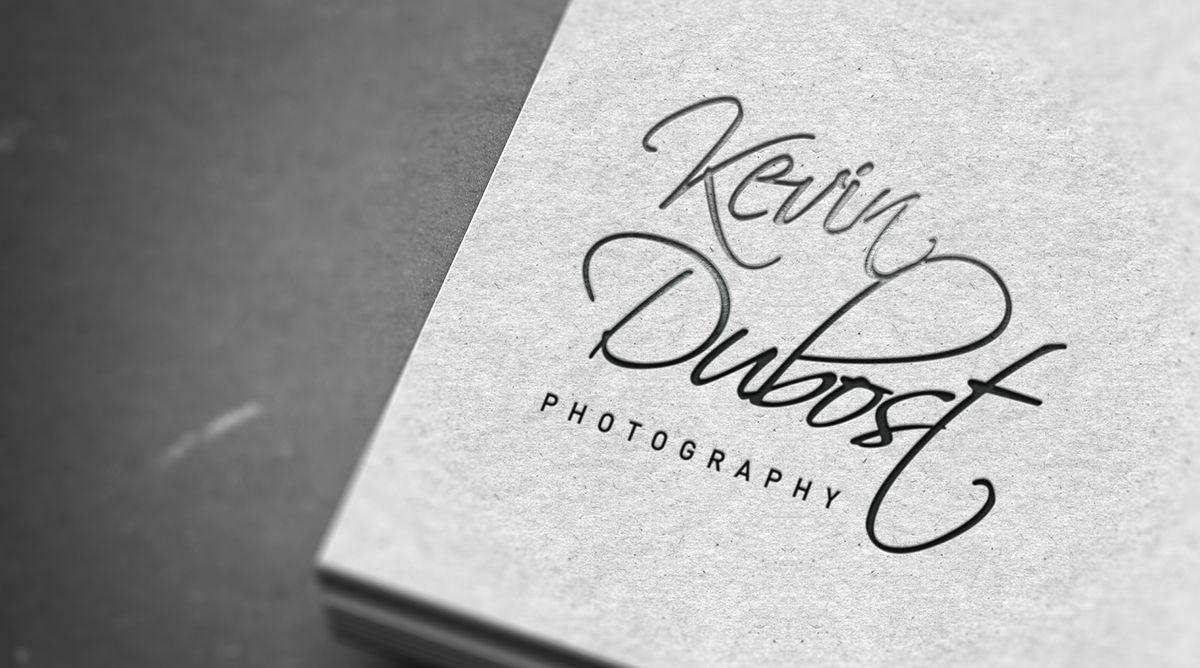 Extrêmement Création logo photographe - Graphiste logo - Agence Sweep TJ27