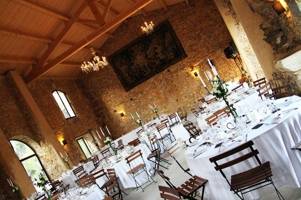 chateau mariage montpellier