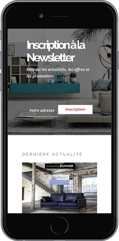 creation site mobile montpellier