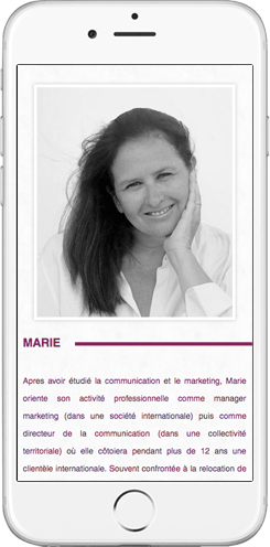 creation site responsive lille