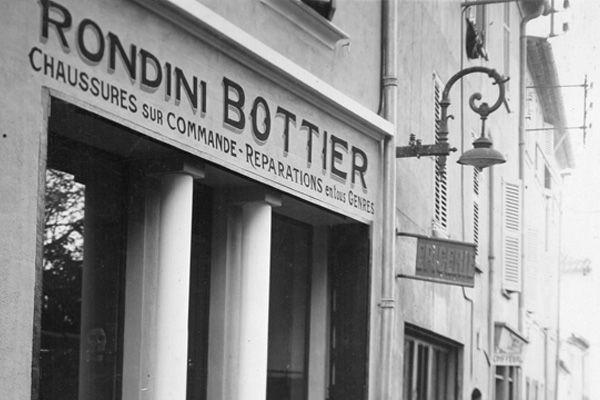 histoire rondini