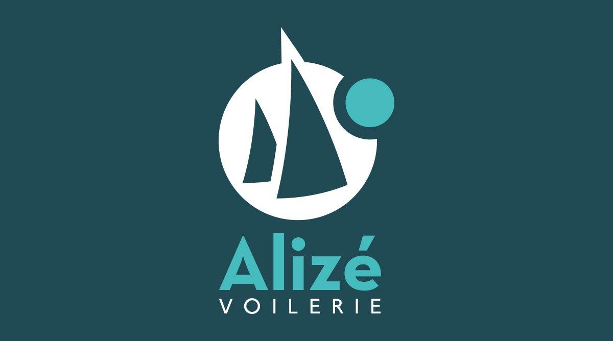logo alize voilerie