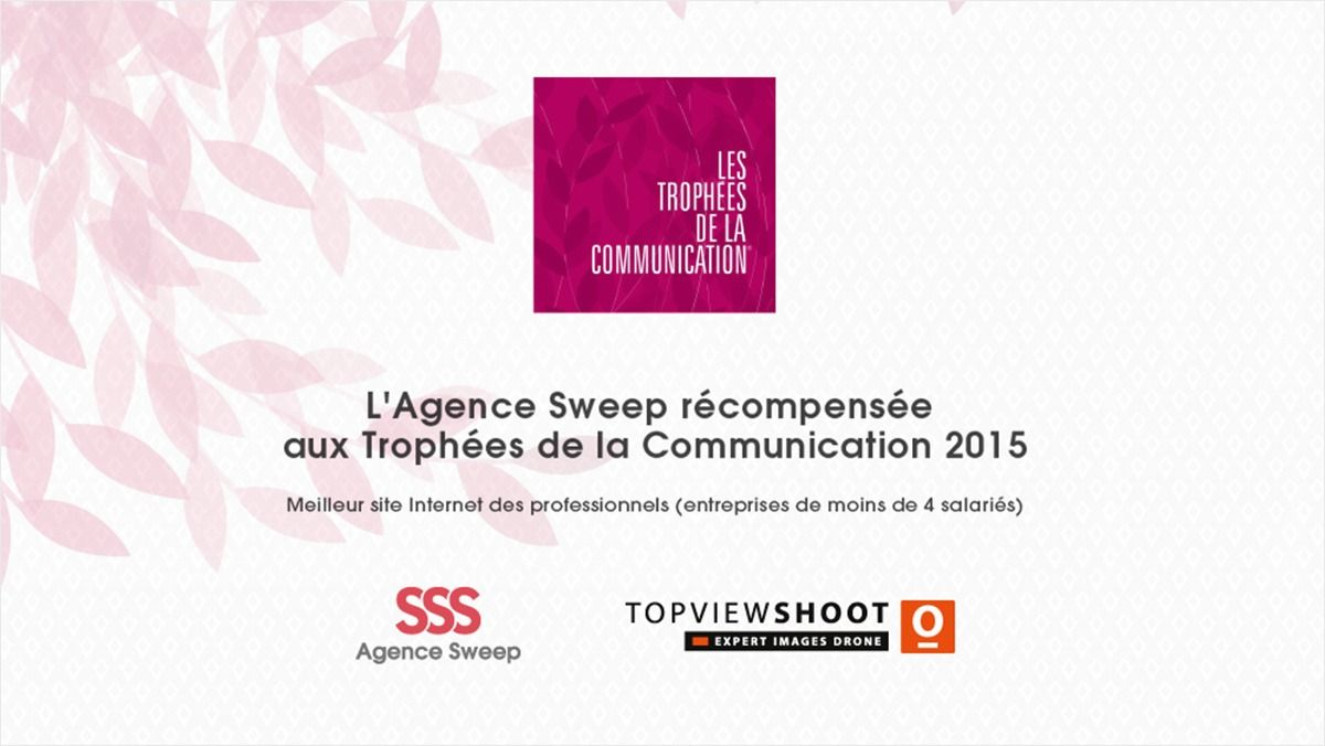 trophees de la communication 2015
