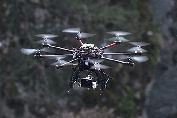 video drone savoie