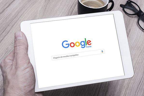 agence referencement naturel google