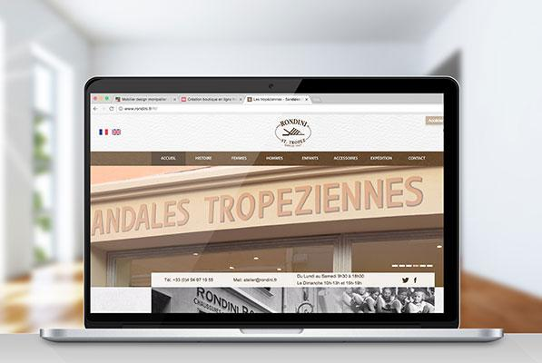 creation de boutique en ligne montpellier