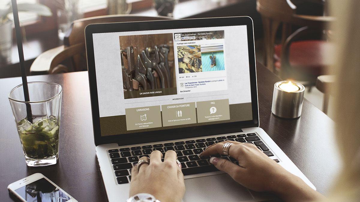 creation site internet a monaco