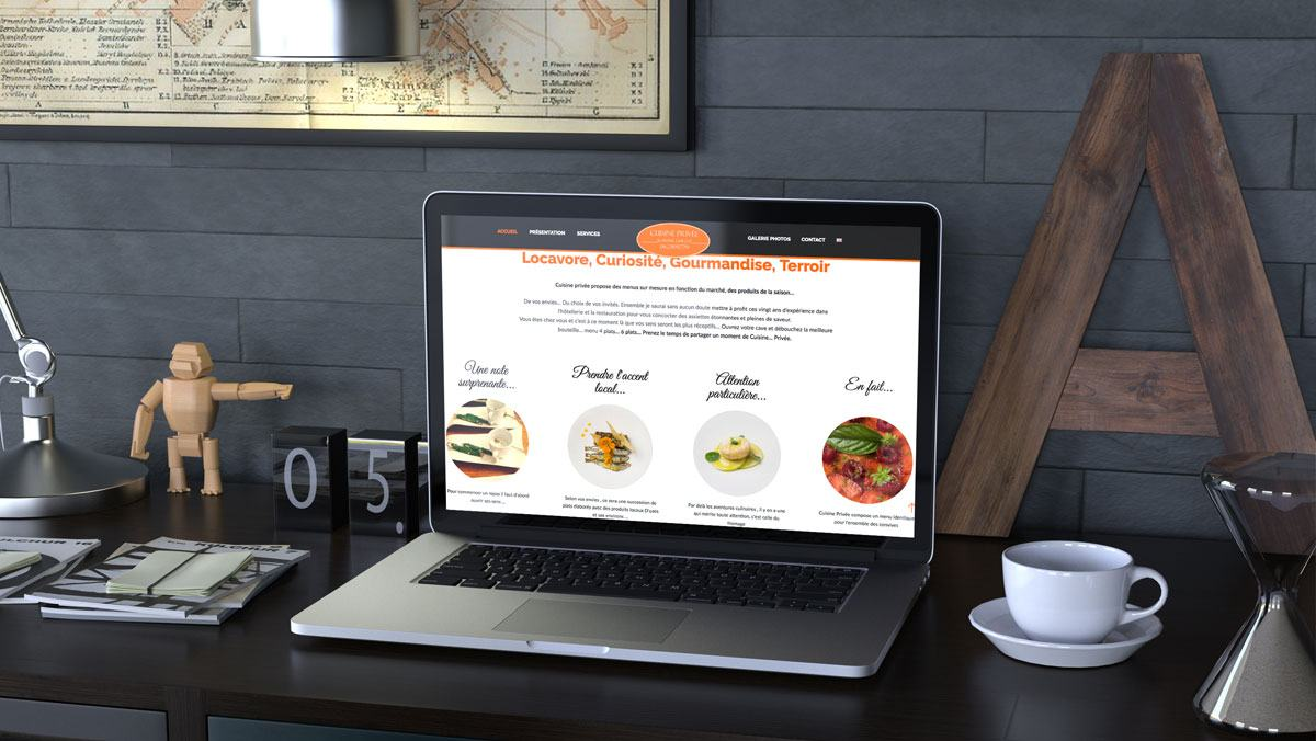 creation site internet pour restaurant