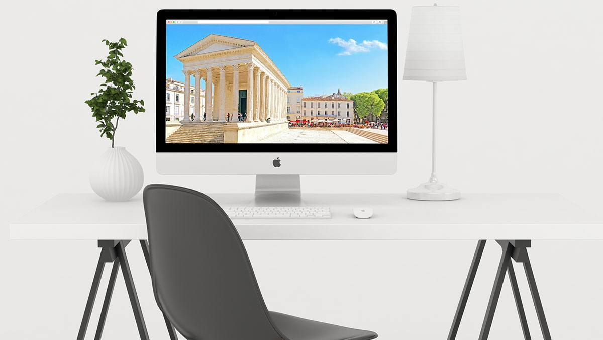 creation site web wordpress nimes