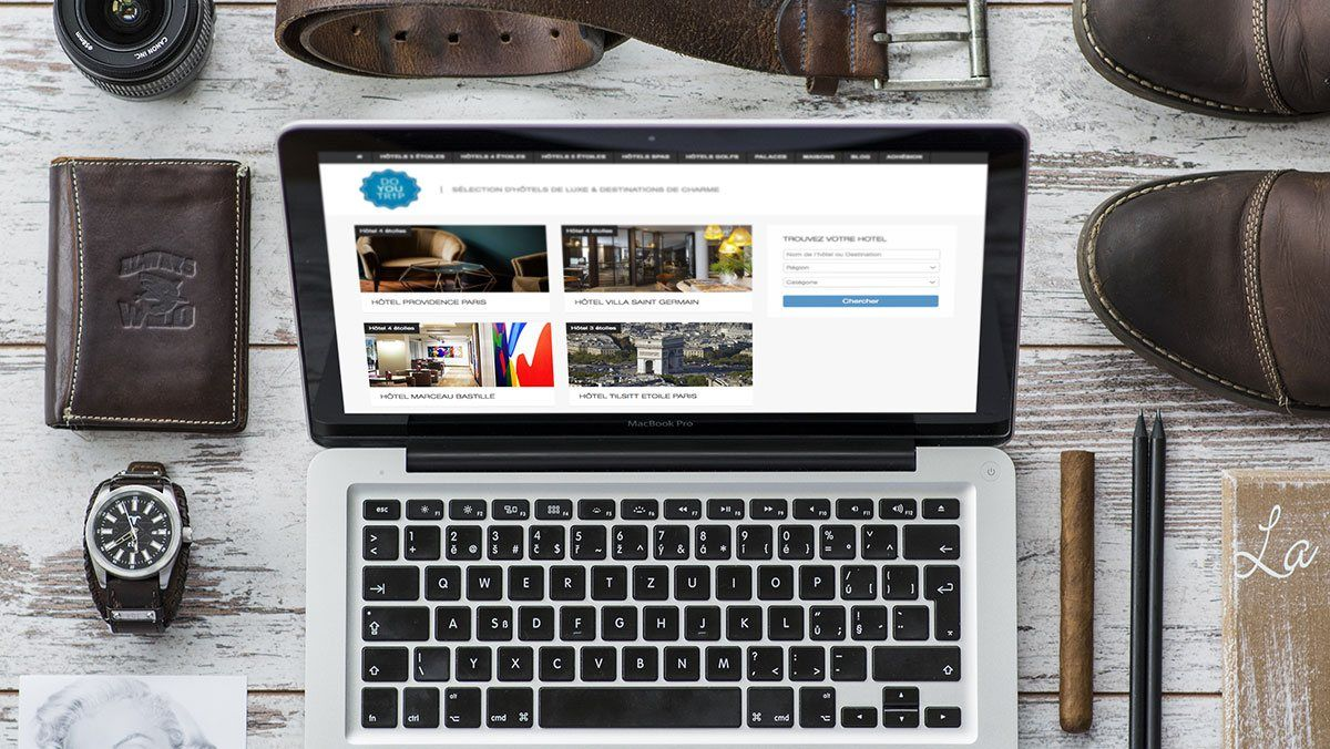 creation site wordpress paris