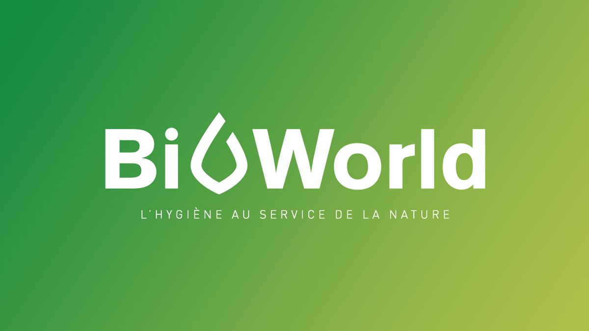 conception logo montpellier bio world