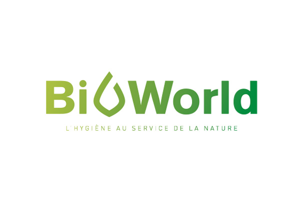 creation logo montpellier bio world