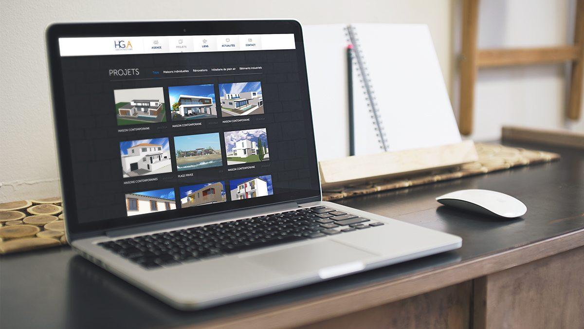 referencement site internet architecte