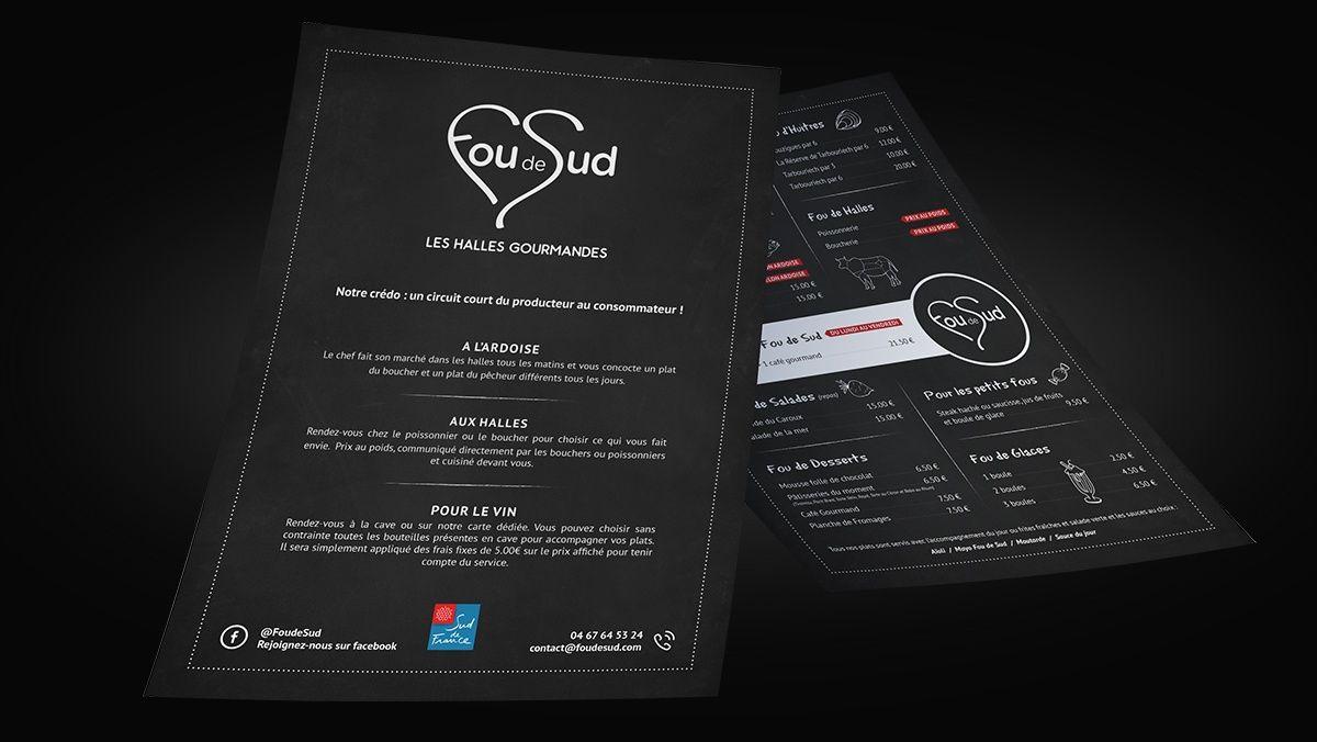 creation carte restaurant montpellier