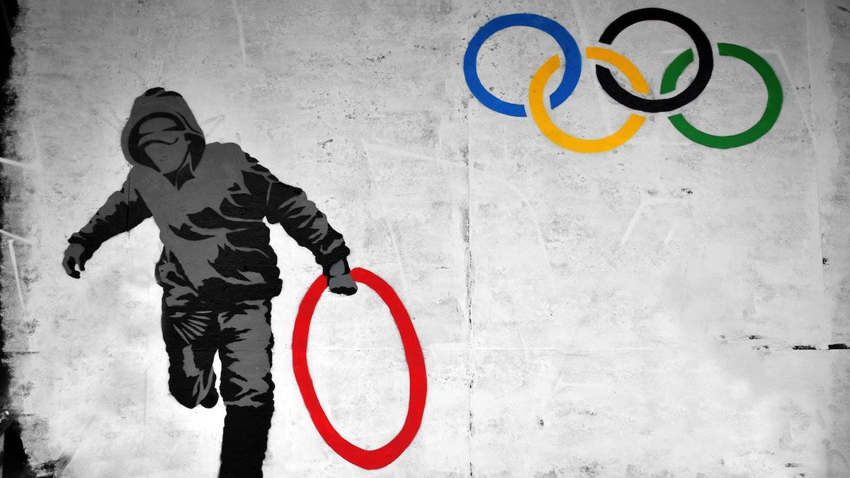 banksy-jeux-olympiques