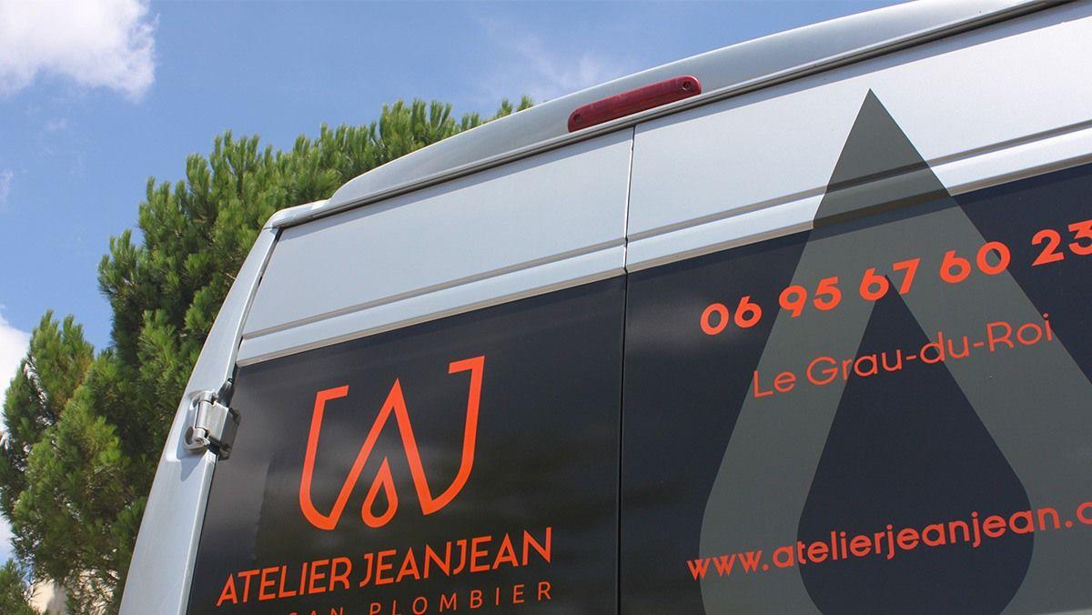 covering camionnette artisan montpellier