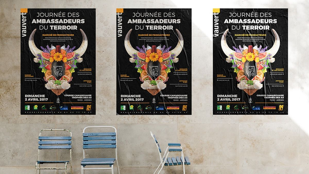 campagne affichage vauvert
