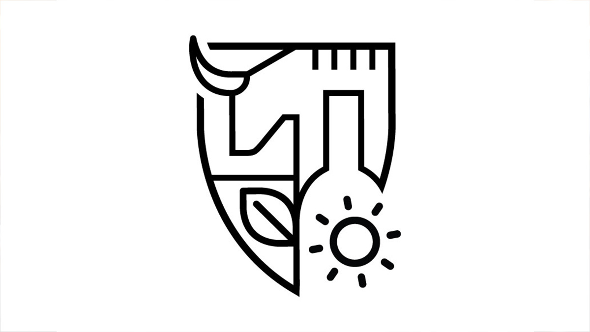 creation logo vauvert gard