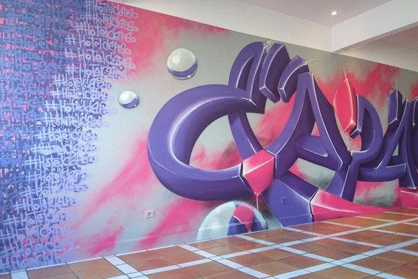 graffiti montpellier