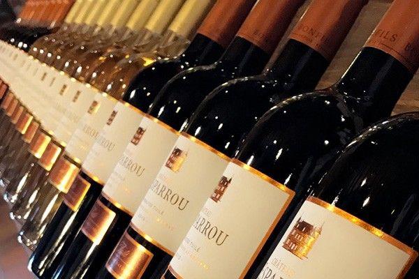 impression depliant domaine viticole
