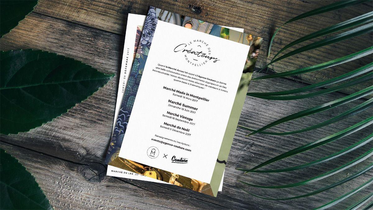 creation flyers evenement montpellier