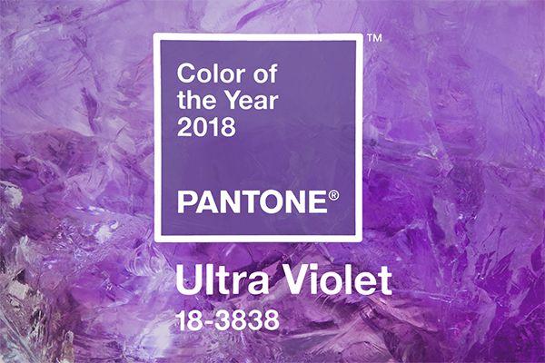 pantone violet 2018