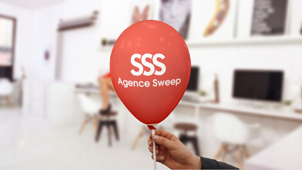 agence sweep logo