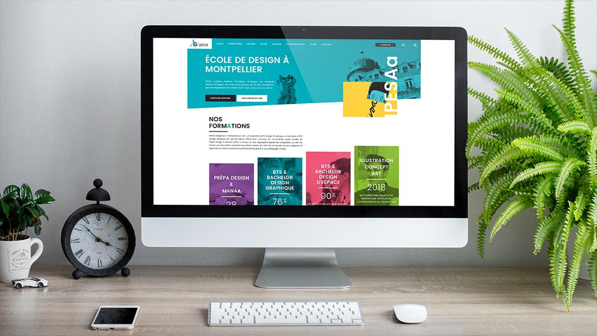 agence webdesign montpellier