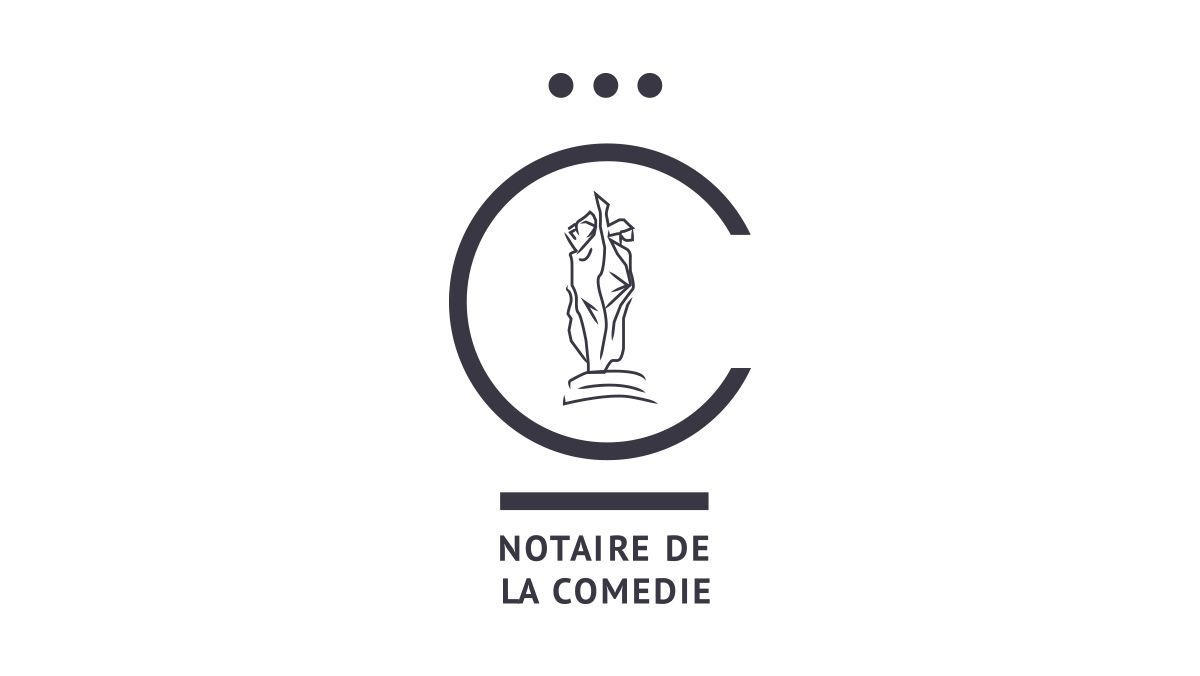 creation logo montpellier notaire