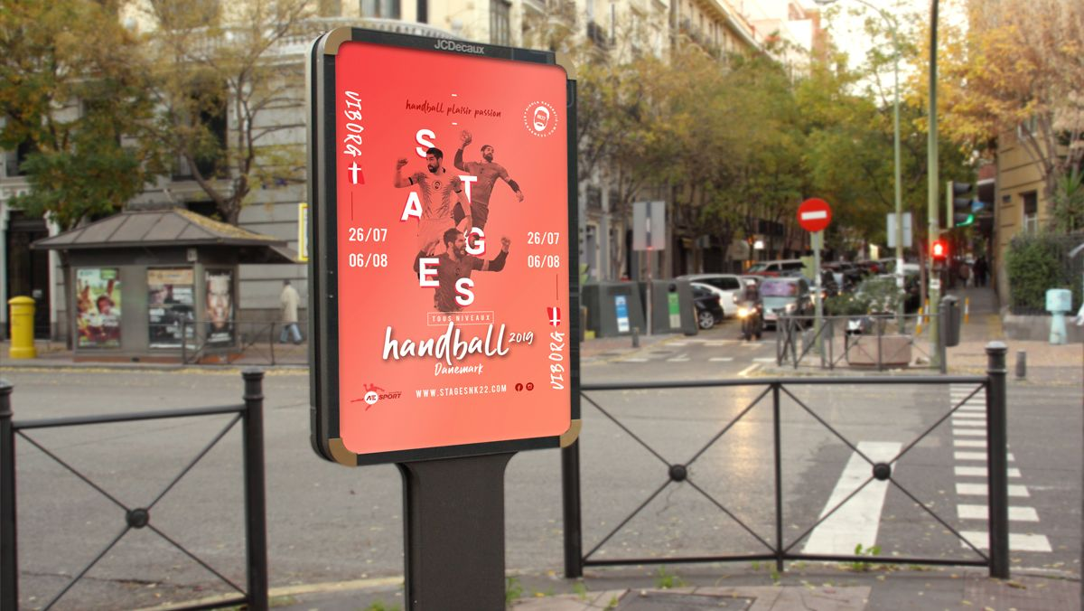 affiches stages handball nikola karabatic