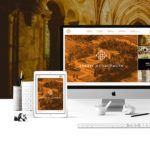 creation site web abbaye herault