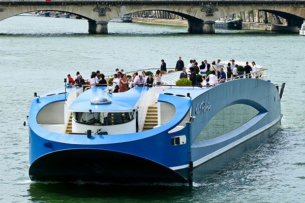 Creation Site Internet Quais De Seine Paris