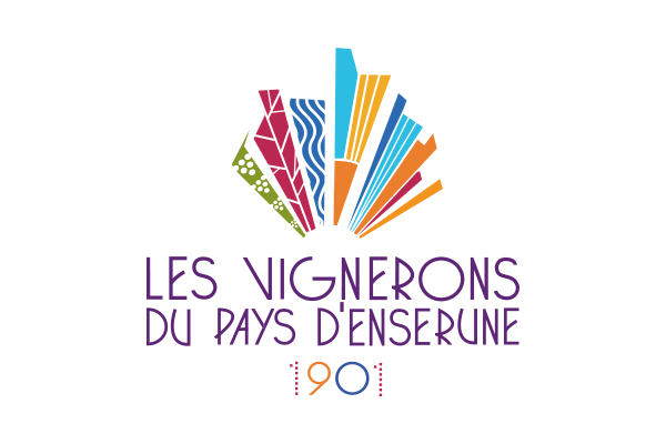 creation site vignerons pays enserune