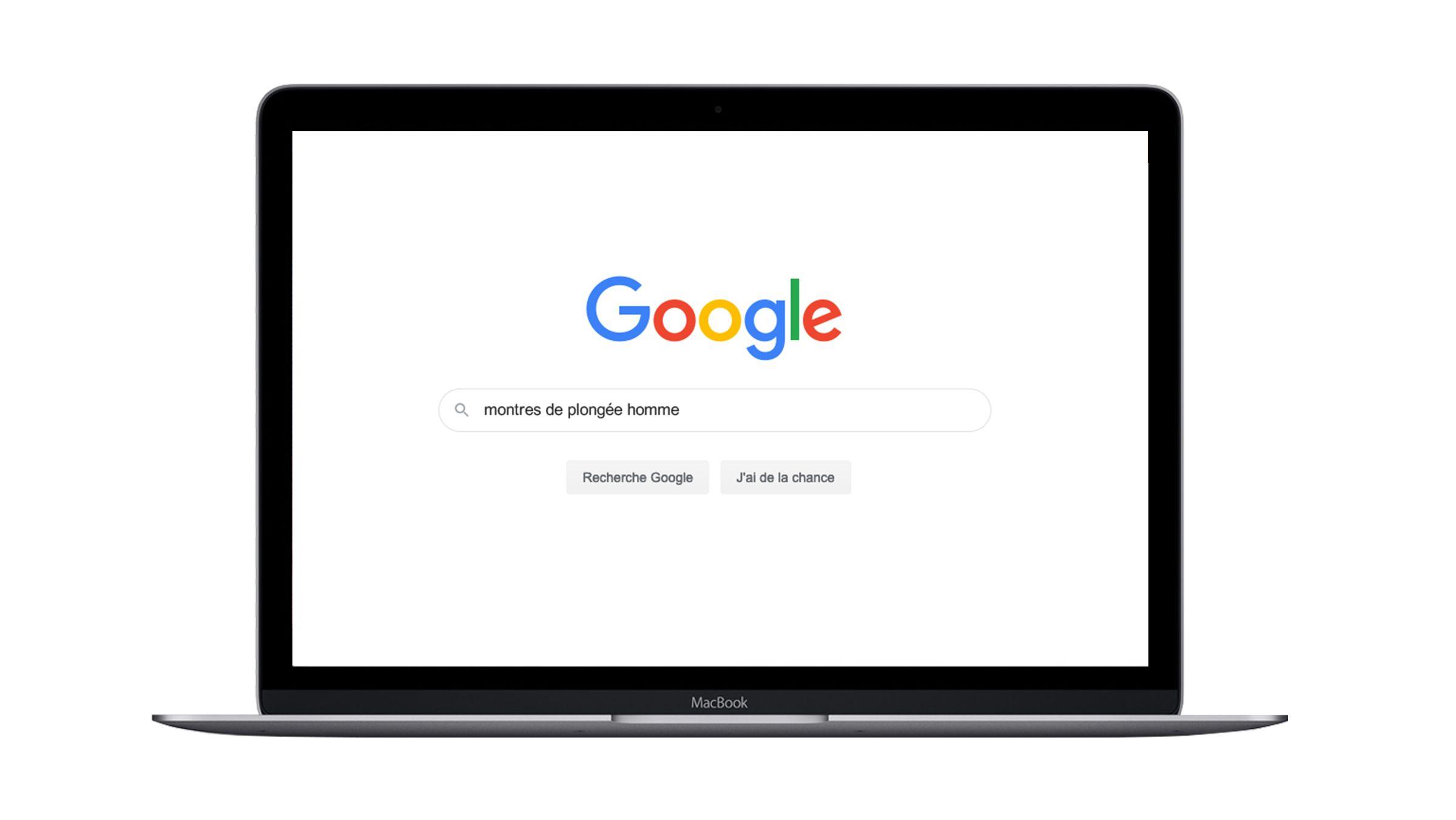 campagne google horlogerie manufacture raketa