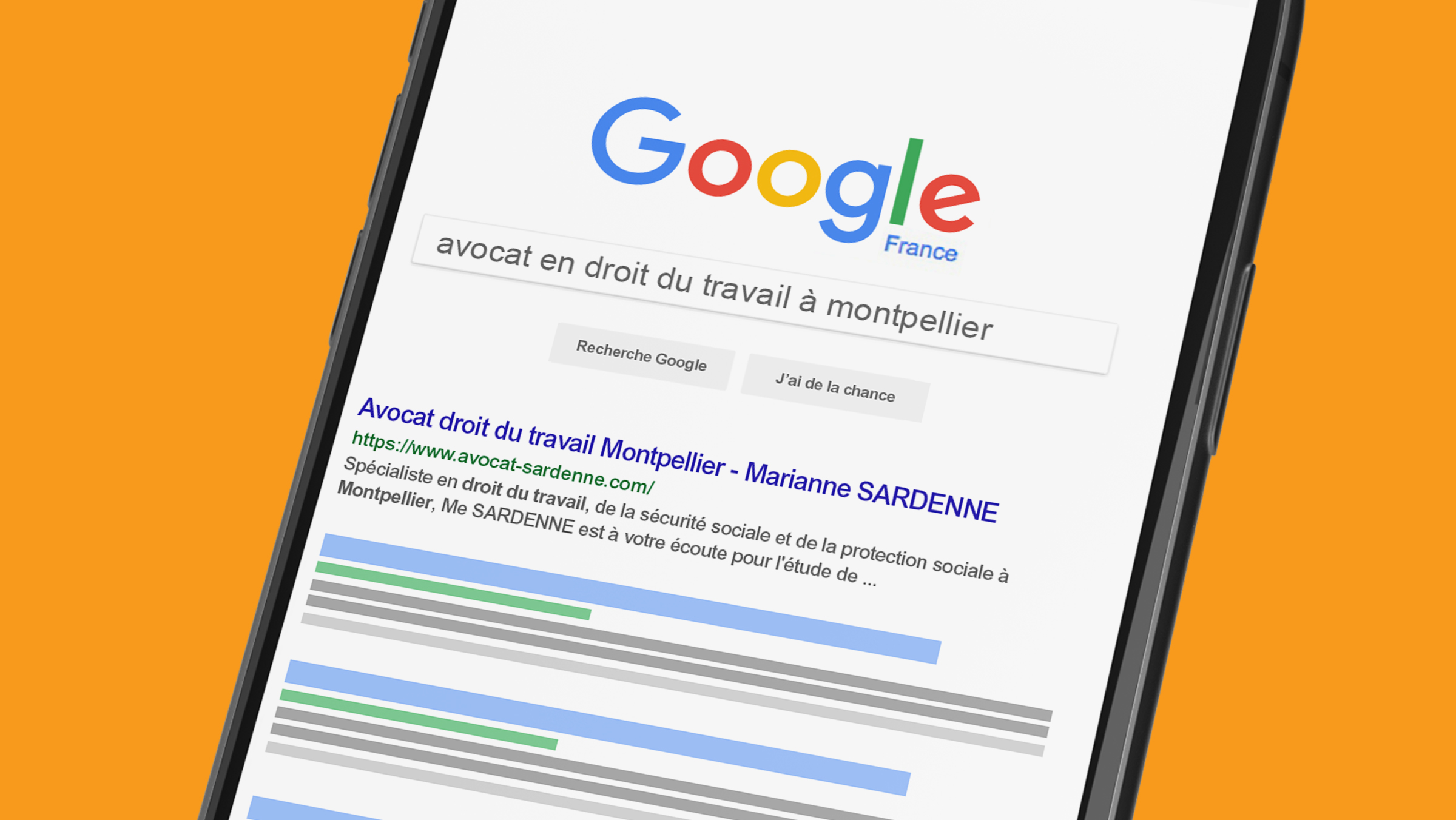 referencement seo site avocat montpellier