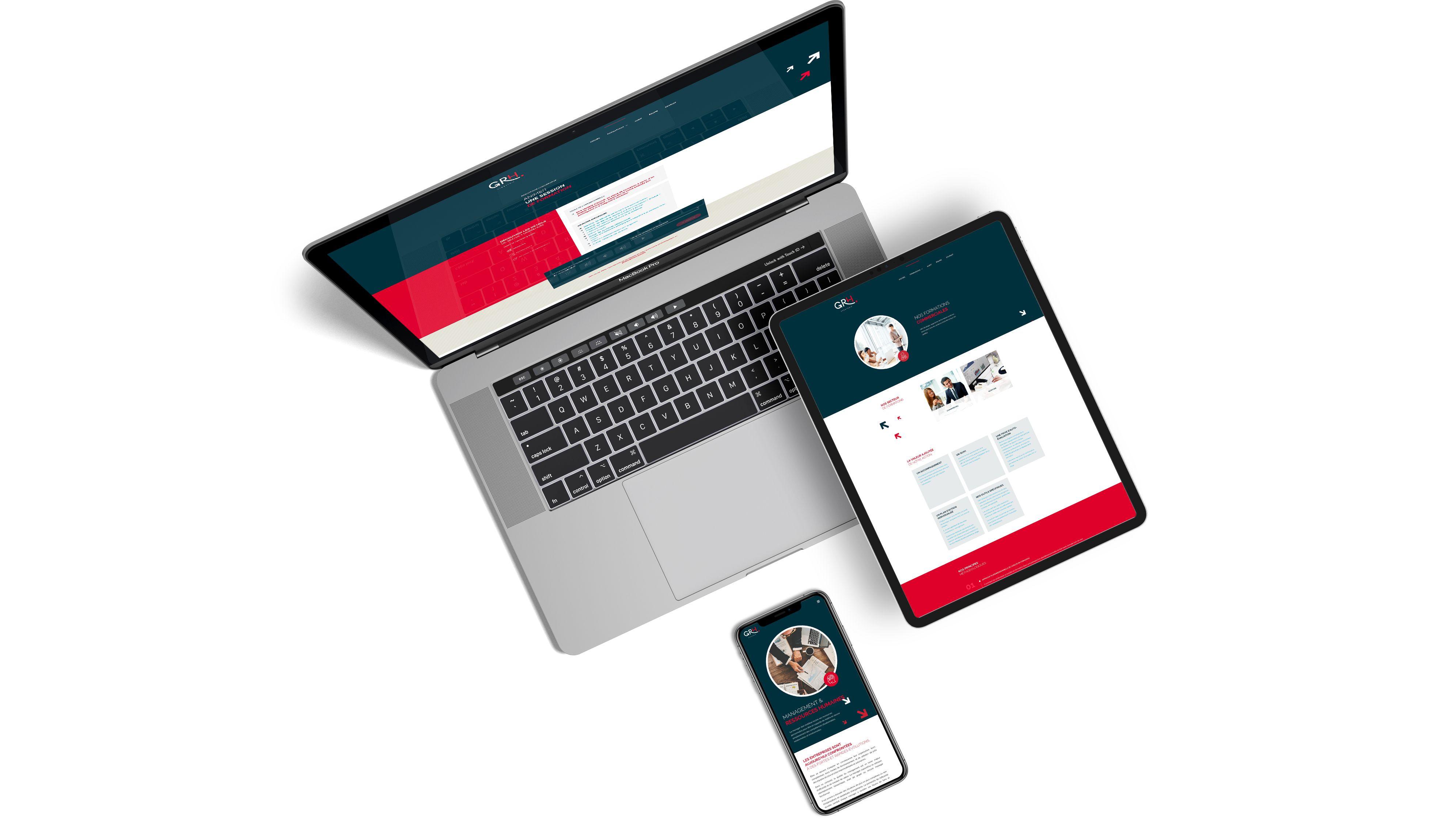 creation site internet organisme de formation mauguio