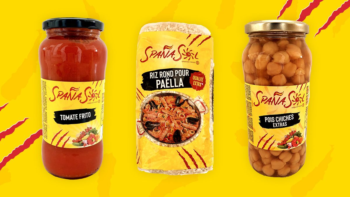 graphisme packaging produit alimentaire