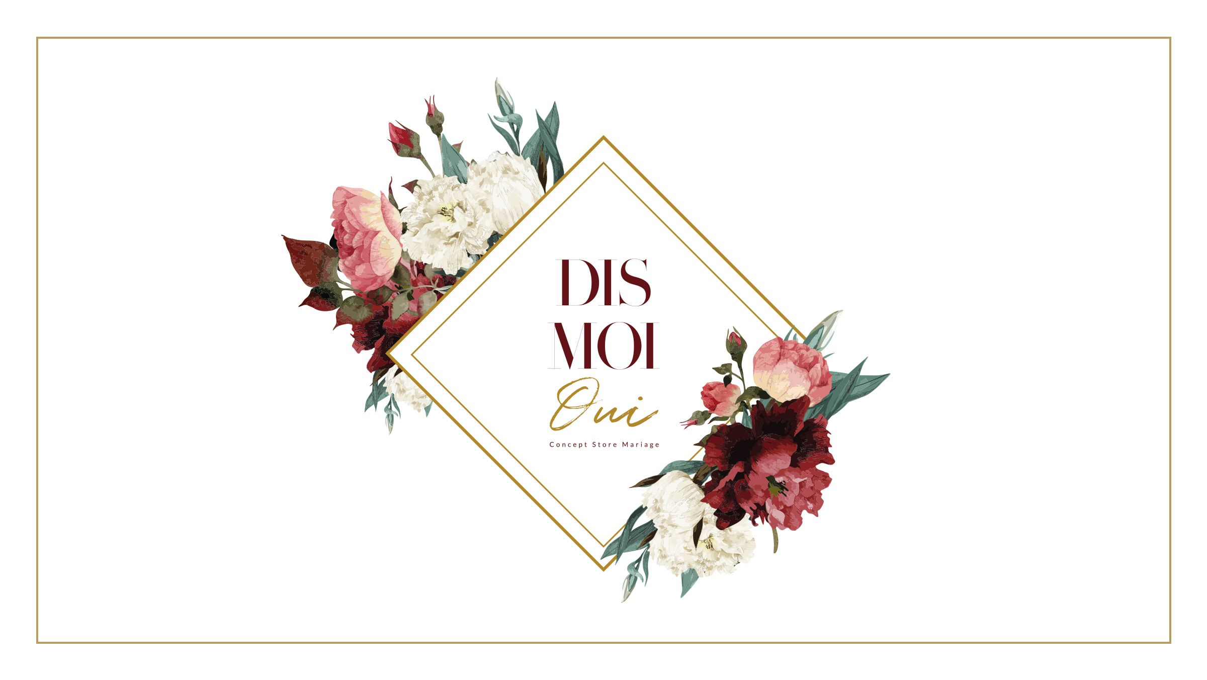 creation logo boutique mariage castelnau