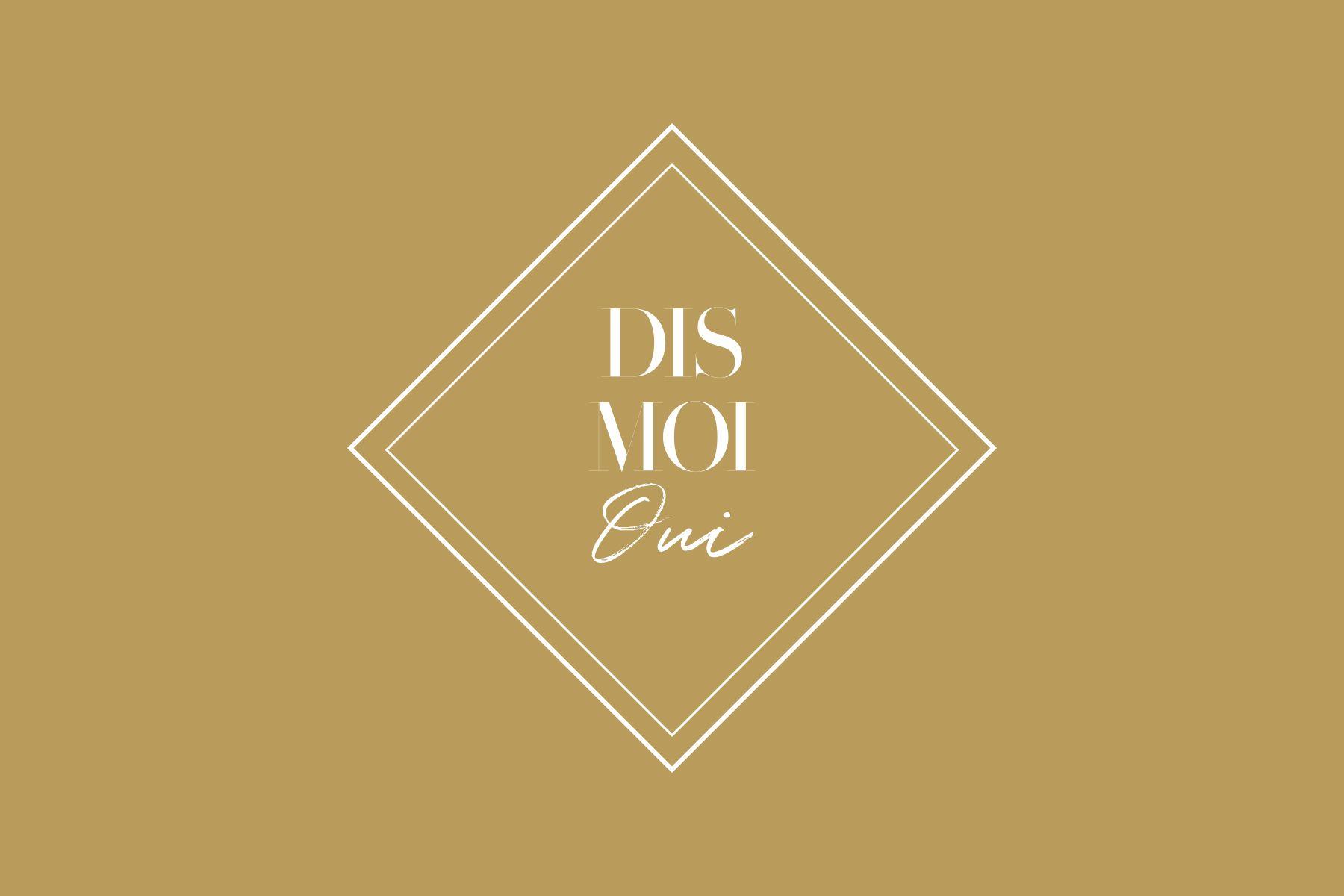 creation logo boutique mariage montpellier