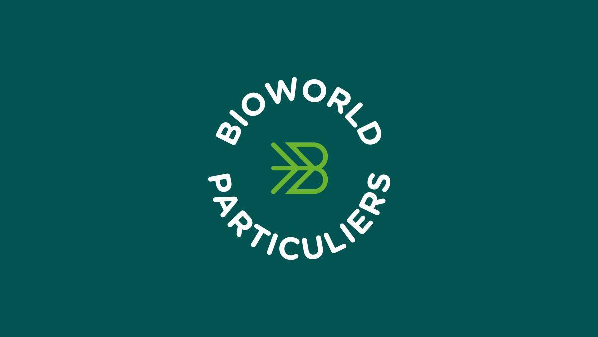 creation de logo bioworld particuliers