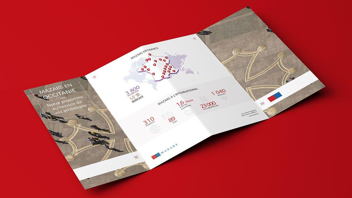 impression flyer cabinet mazars montpellier