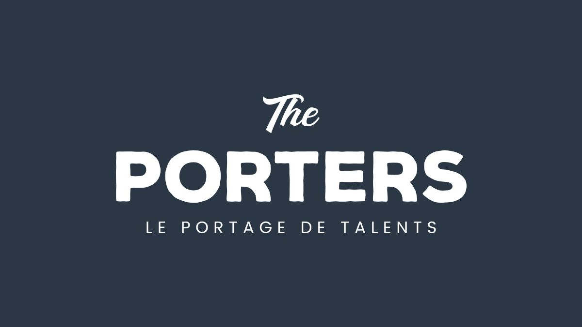 creation logo the porters