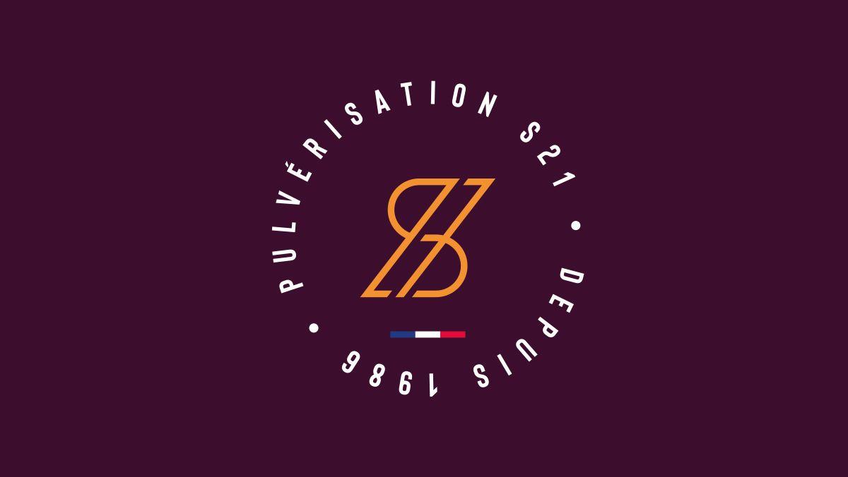 nouveau logo pulverisateur agricole s21