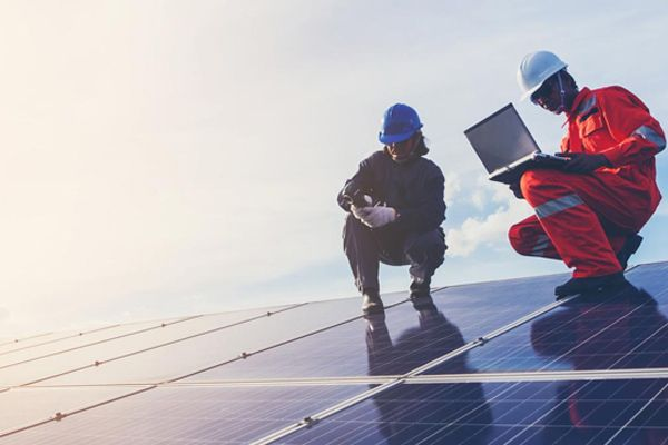 creation de logo entreprise photovoltaique montpellier
