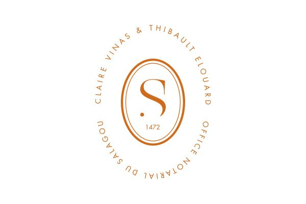 conception logo notaire du salagou