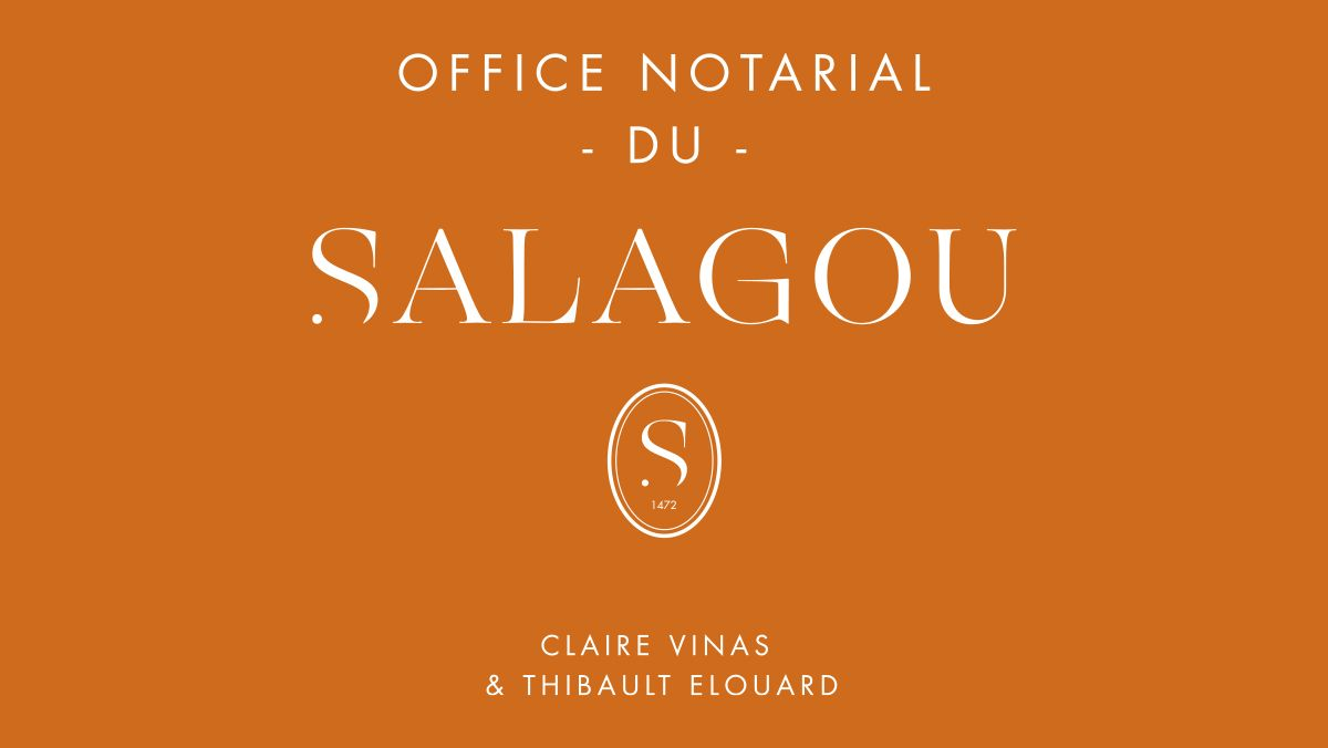 creation logo office notarial herault