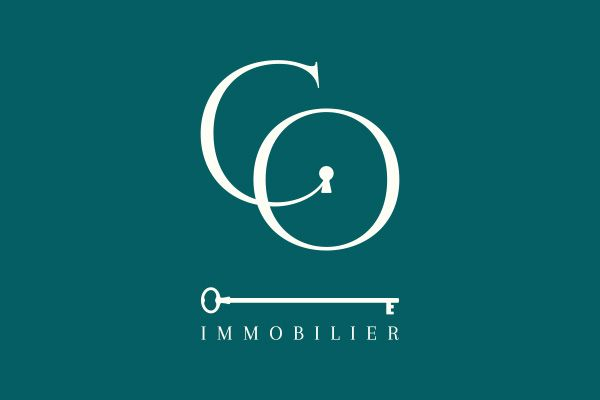 creation logotype canopee immobilier montpellier
