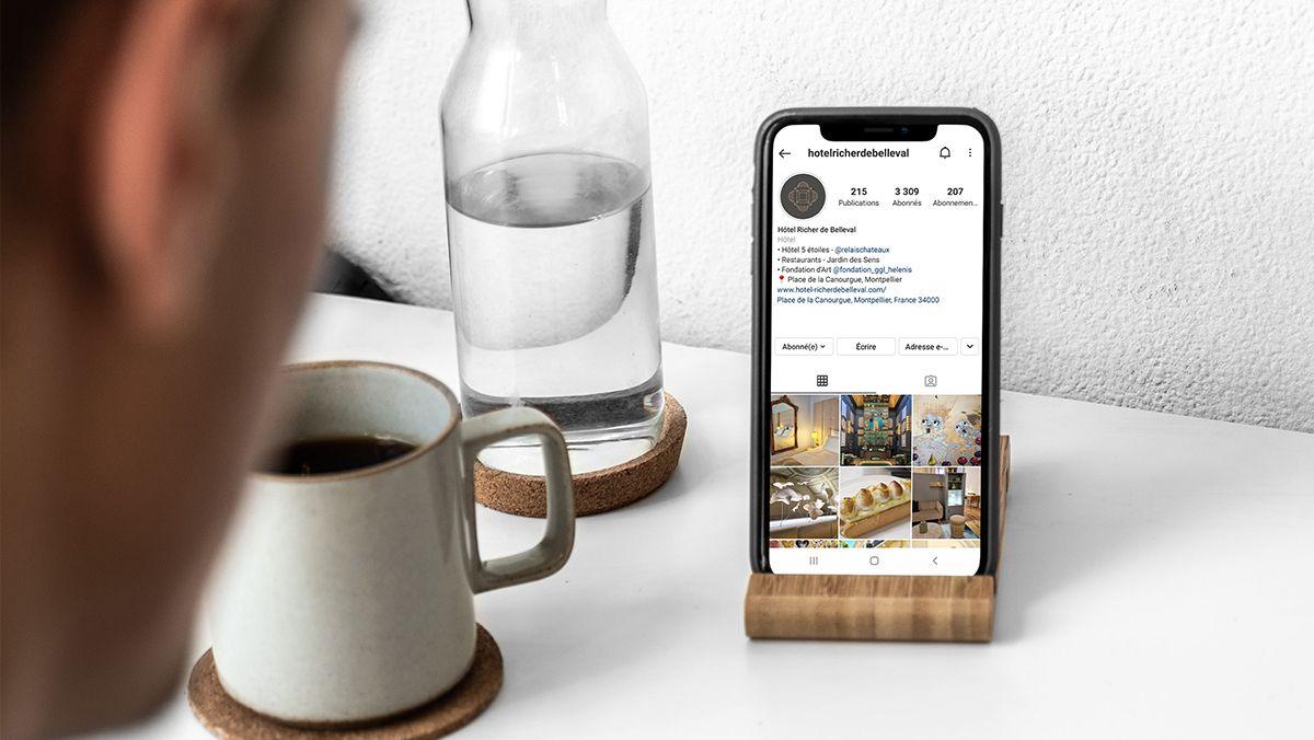 creation site wordpress hotel richer de belleval montpellier