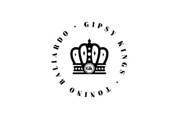 creation graphique logo gipsy kings
