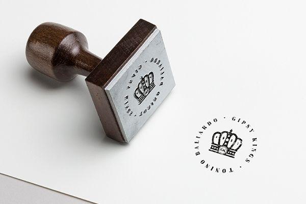 creation logotype gipsy kings